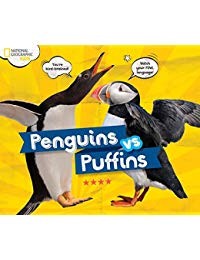 Penguins vs. Puffins