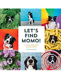 Let's Find Momo!: A Hide-and-Seek Board Book