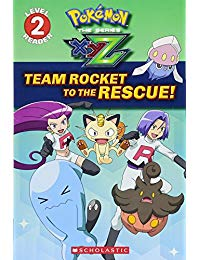 Pokémon: Level 2 Reader: Team Rocket to the Rescue!