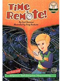 The Time Remote with CD Read-Along with CD (Audio)