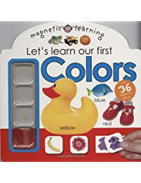 Magnetic Learning Colors