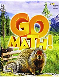 Go Math!: Student Edition Volume 2 Grade 4 2015