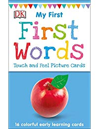 My First Touch and Feel Picture Cards: First Words