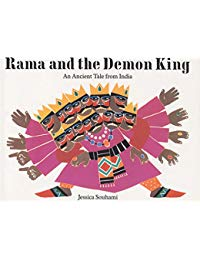 Rama and the Demon King, Punjabi/English-Language Edition: An Ancient Tale from India
