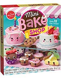 Mini Bake Shop: Make 12 Clay Treats!