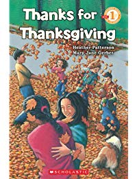 Thanks for Thanksgiving: A Scholastic Canada Reader