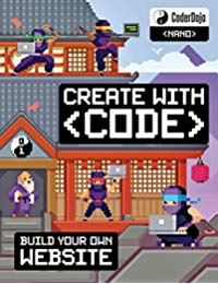 CoderDojo: Create With Code: Build Your Own Website