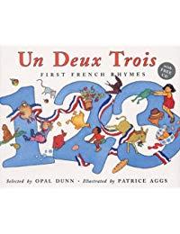 Un Deux Trois (Dual Language French/English)