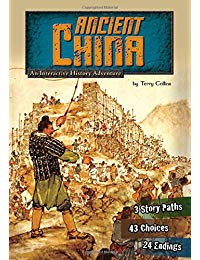 Ancient China: An Interactive History Adventure
