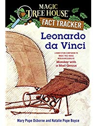 Leonardo da Vinci: A Nonfiction Companion to Magic Tree House Merlin Mission #10: Monday with a Mad Genius (Magic Tree House (R) Fact Tracker)
