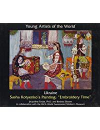 Ukraine: Sasha Kotyenko's Painting