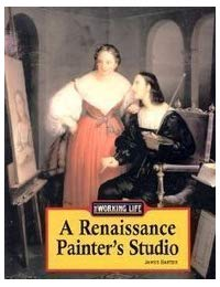 A Renaissance Painter's Studio