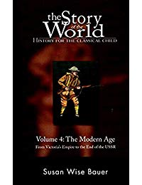 Story of the World Volume Four Modern Age Unabridged Compact Disc