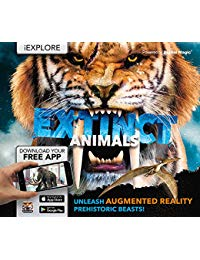iExplore: Extinct Animals: Unleash Augmented Reality Prehistoric Beasts!
