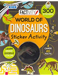 World Of Dinosaurs (Discovery Kids)