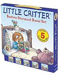 Little Critter: Bedtime Storybook Boxed Set: 5 Favorite Critter Tales!