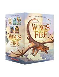 Wings of Firet: Books 1-5 (Box Set)