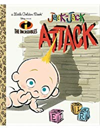 Jack-Jack Attack (Disney/Pixar The Incredibles)