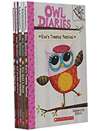 Owl Diaries Books 1-5 (Box Set)