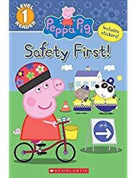 Peppa Pig: Safety First