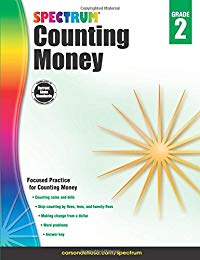 Counting Money, Grade 2