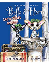 Let's Visit Athens!: Adventures of Bella & Harry