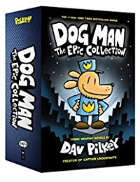 Dog Man 1-3 (Box Set): From the Creator of Captain Underpants
