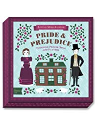 Pride & Prejudice: A BabyLit(TM) Counting Primer Board Book and Playset