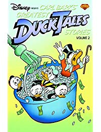 Disney Presents Carl Barks Greatest DuckTales Stories Volume 2