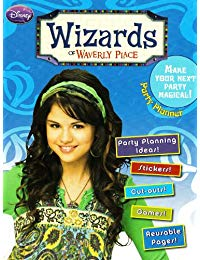 Wizards Party Planner: Wizards of Waverly Place