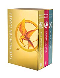 The Hunger Games Trilogy (Foil Edition) (Box Set)
