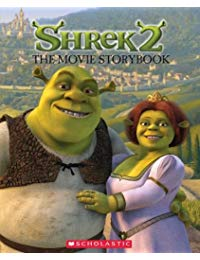 The Shrek 2 Movie Storybook