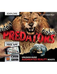 iExplore: Predators: Unleash Huge Augmented Reality Beasts