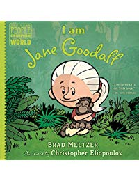 I am Jane Goodall