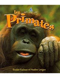 Les Primates (Petit Monde Vivant)