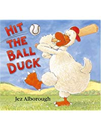 Hit The Ball Duck Unabridged Cd And Book