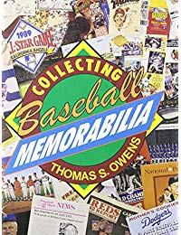 Collecting Baseball Memorabilia