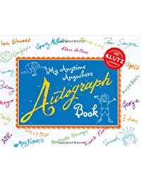 My Anytime Anywhere Autograph Book