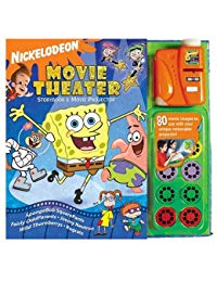 Nickelodeon Movie Theater Storybook & Movie Projector