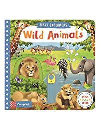 First Explorers: Wild Animals