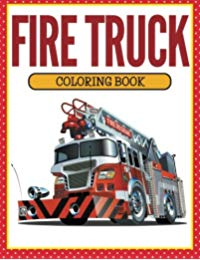 Fire Truck Coloring Book