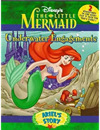Disney's the Little Mermaid: Underwater Engagements: Ariel's Story, Eric's Story: Flip Book