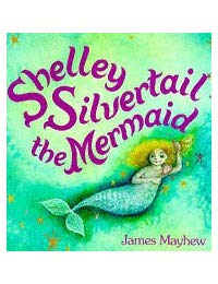 Shelley Silvertail The Mermaid