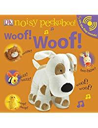 Noisy Peekaboo: Woof! Woof!