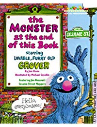 The Monster at the End of This Book (Jellybean Books(R))