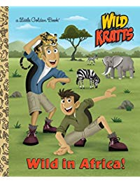 Wild in Africa! (Wild Kratts)