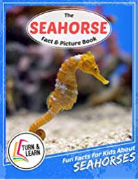 The Seahorse Fact and Picture Book: Fun Facts for Kids About Seahorses (Turn and Learn)