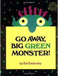 Go Away, Big Green Monster!