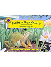 Bullfrog At Magnolia Circle