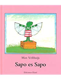 Sapo Es Sapo / Frog is Frog